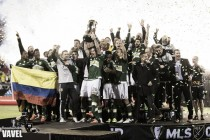 Portland Timbers Campeón MLS Cup 2015