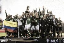 Portland Timbers Campeón MLS Cup 2015