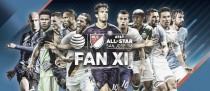 XI Inicial AT&T MLS All-Star 2016