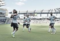 Sporting Kansas City rentabiliza sus recursos
