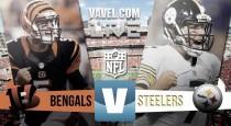 Pittsburgh Steelers - Cincinnati Bengals: Batalla en la cumbre en primera ronda
