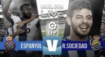 En vivo: Espanyol 0-4 Real Sociedad en Primera División 2016