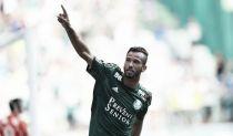 Palmeiras deja vivo a Santos