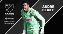 Andre Blake, MLS Portero del Año 2016
