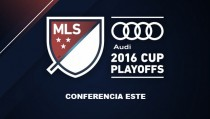 MLS PlayOff´s 2016: clasificados Conferencia Este