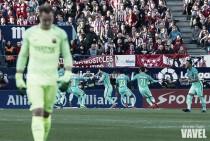 Fotos e imágenes del Atlético de Madrid - FC Barcelona, jornada 24ª LaLiga Santander 2016/17