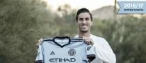 Ben Sweat firma por NYCFC