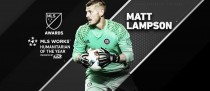 Matt Lampson, MLS WORKS Humanitario del Año 2016