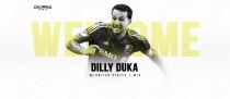 Duka vuelve a los Columbus Crew