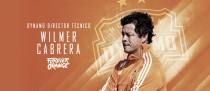 Wilmer Cabrera, nuevo entrenador del Houston Dynamo