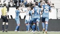 El Hoffenheim remonta para salvarse
