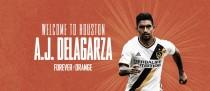 Houston Dynamo se hace con De La Garza
