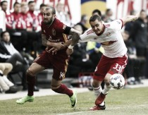 New York Red Bulls se choca contra el muro 'Royal'