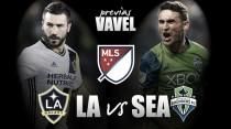 Previa Los Angeles Galaxy – Seattle Sounders FC: dos grandes en horas bajas