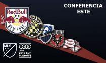 MLS PlayOff´s 2015: clasificados Conferencia Este