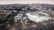 Los Angeles FC presenta en sociedad a su estadio