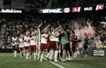 New York Red Bulls demuestra sus cartas