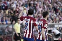 Fotos e imágenes del Atlético de Madrid - Sevilla FC, jornada 28ª LaLiga Santander 2016/17