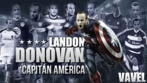 La Leyenda del Capitán América: Landon Donovan