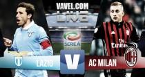Resumen Lazio 1-1 Milan en Serie A 2017
