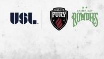 Ottawa Fury y Tampa Bay Rowdies se unen a la USL