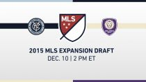 Draft de Expansión MLS 2015: Orlando City y New York City en vivo y en directo online