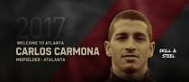 Carlos Carmona se incorpora a Atlanta