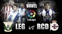 Previa Leganés-Deportivo: Ganar o morir