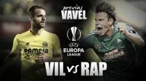 Villarreal CF - SK Rapid Viena: liderato en juego