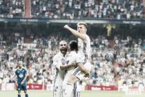 Goleador lejos del Bernabéu