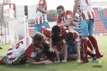 CD Lugo: goles y buen fútbol a orillas del Miño
