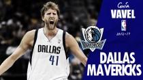 Guia VAVEL NBA 2016/17 Dallas Mavericks, a seguir dando guerra