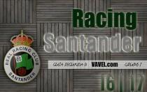 Guía VAVEL Racing de Santander 16/17
