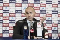 """Paco Jémez: """"Creo que al equipo no se le puede reprochar nada"""""""
