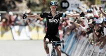 Giro del Trentino, seconda tappa: assolo di Porte in salita, l'australiano in testa alla generale