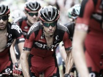 Richie Porte admits it might be hard for him to get a podium place after difficult stage 19