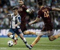 FC Porto x Roma: Que venha a segunda-mão!