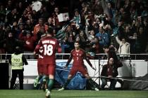 Qualificazioni Russia 2018 - André Silva e Ronaldo passeggiano sull'Ungheria: 3-0 Portogallo