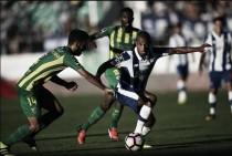 Un FC Porto gris no consigue más que un empate