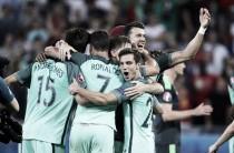 Los datos más curiosos del Portugal 2-0 Gales