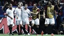 El Sevilla se anima en Europa