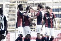 Serie A - Delneri deluso dopo la sconfitta, felicità per tutto il Bologna
