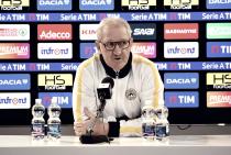 """Udinese - Delneri dopo il pari con la Juventus: """"Atteggiamento importante e grande intensità, punto meritato"""""""
