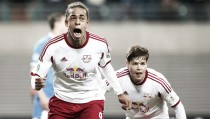 Bundes, il Lipsia supera l'Augsburg grazie a Poulsen