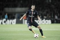 Pastore se perderá la final de la Coupe de France