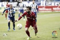Alavés - Real Zaragoza: puntuaciones del Real Zaragoza, jornada 28