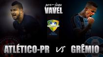 Com campeões olímpicos, Atlético-PR e Grêmio duelam pelas oitavas de final da Copa do Brasil