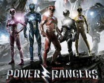 Power Rangers ganha cartaz final nacionalizado