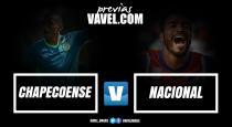 Em Montevidéu, Chape enfrenta o Nacional-URU pela Libertadores