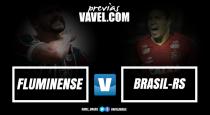 Fluminense recebe Brasil de Pelotas visando classificação na Primeira Liga